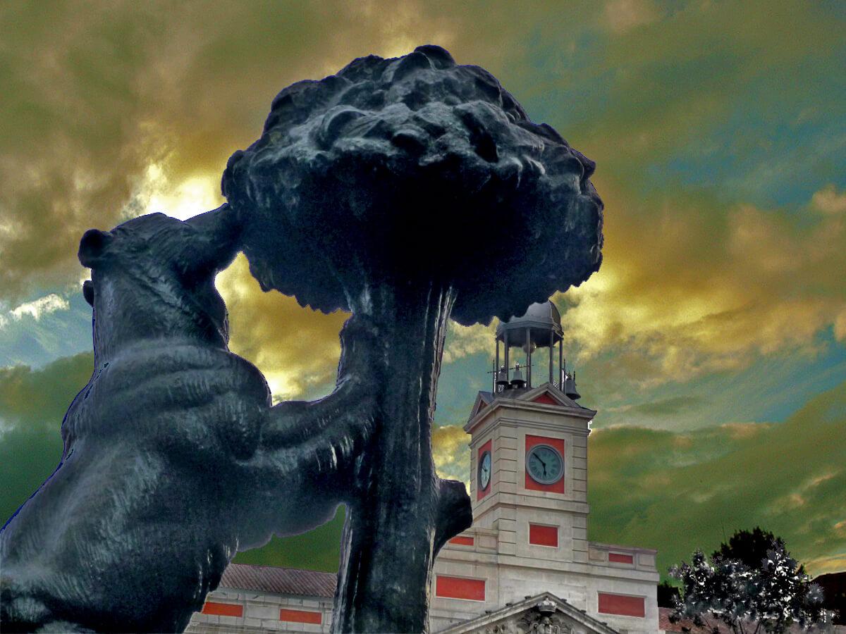 Puerta del Sol - El Oso y el Madrono