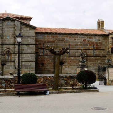 Santa Marta de Tera - Camino Sanabrés