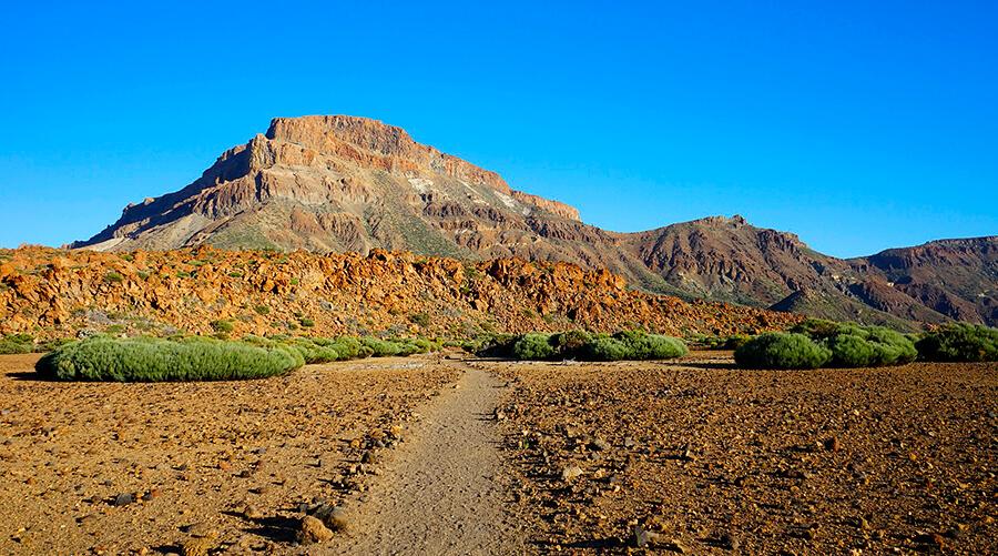 Teide mirador del Llano de Ucanca Tenerife