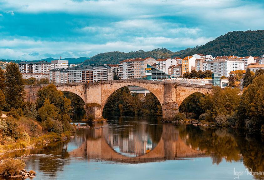 Ourense - Camino Sanabrés