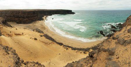 playa de Esquinzo fuerteventura El Cotillo