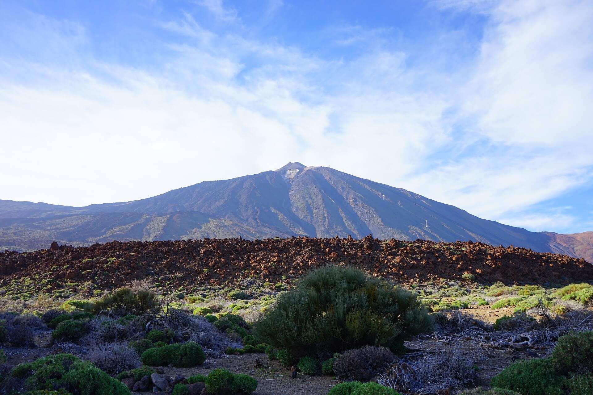 Teide Tenerife que ver
