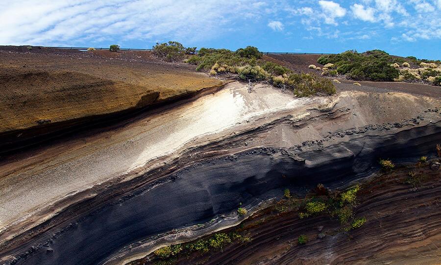 La Tarta Parque Nacional del Teide