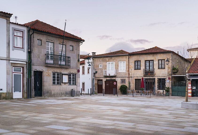 Caminha - Camino Portugués por la costa