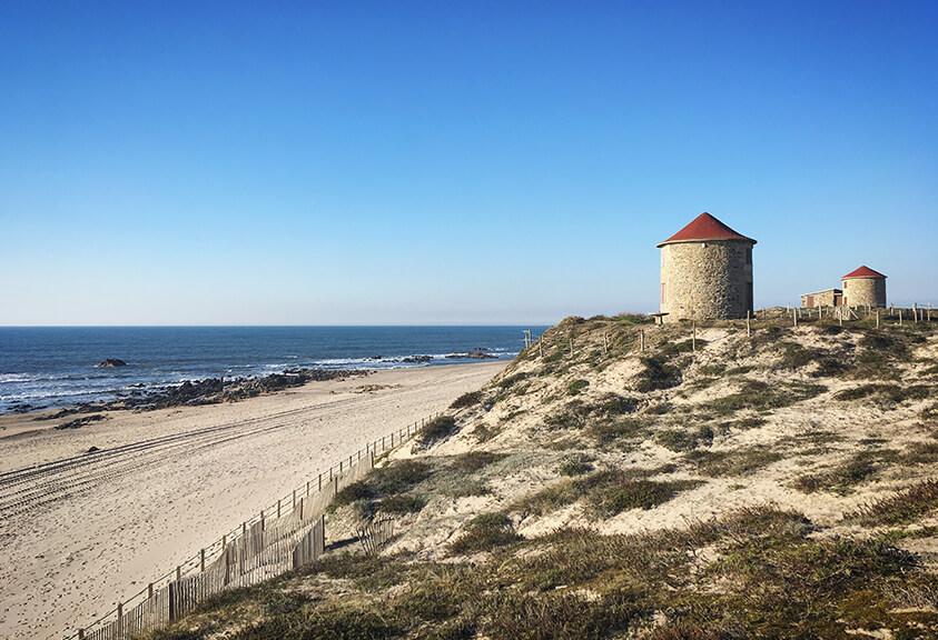 Marinhas - Camino portugués por la costa