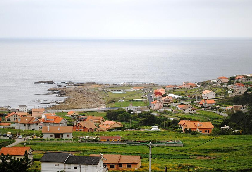 Mougás - Camino Portugués por la costa