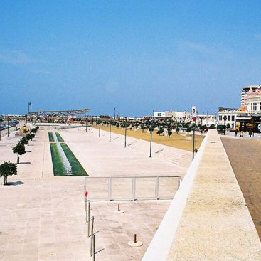 Póvoa de Varzim - Camino Portugués por la costa