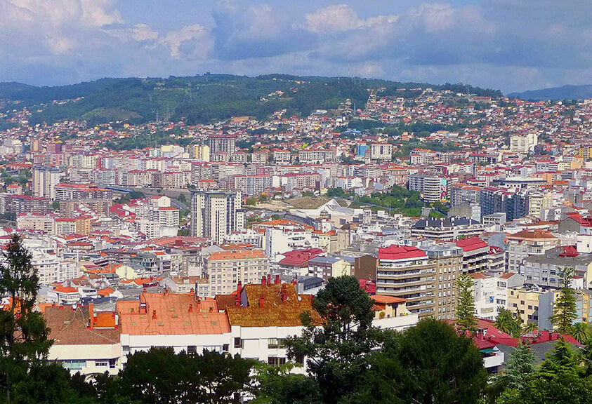 Vigo - Camino Portugués por la costa