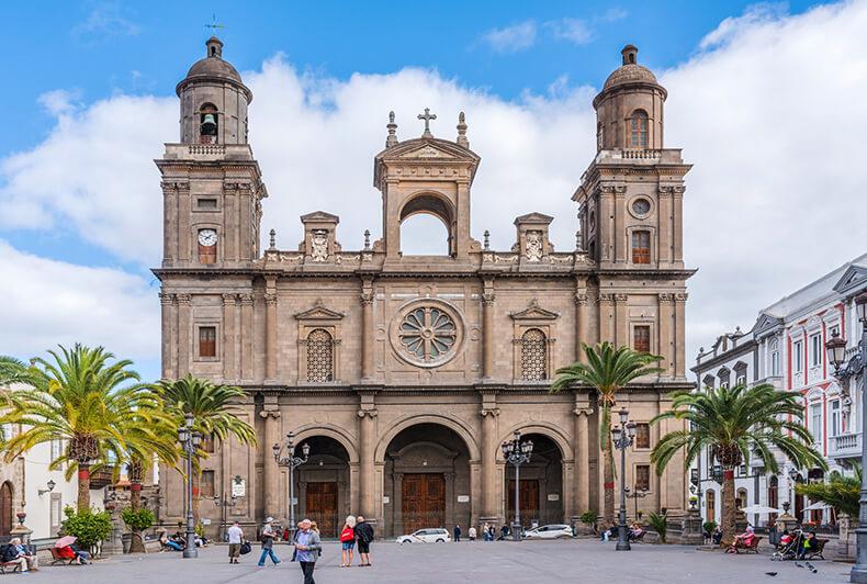 catedral de canarias que ver en las palmas de gran canaria capital