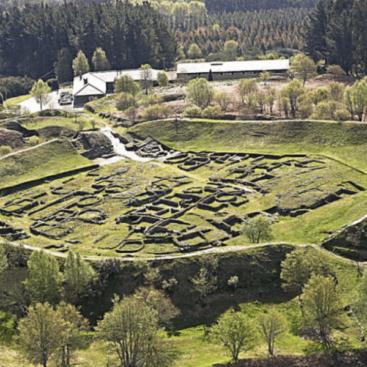 Excursión Castro de Viladonga desde Lugo