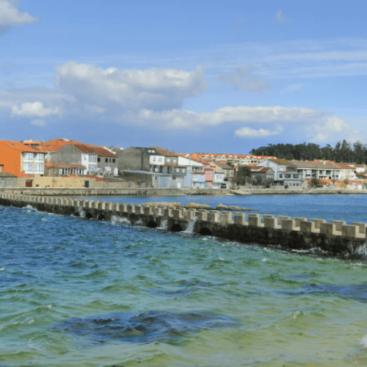 Excursión Rias Baixas desde Santiago de Compostela con barco
