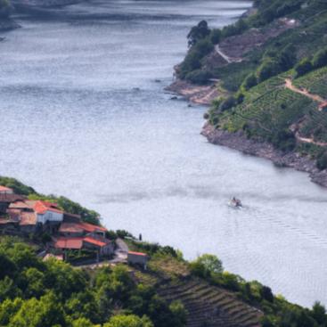 Excursion Ribeira Sacra desde Orense