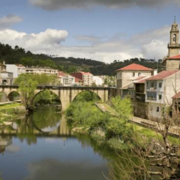 Excursion a Ribadavia desde Orense con visita a una bodega