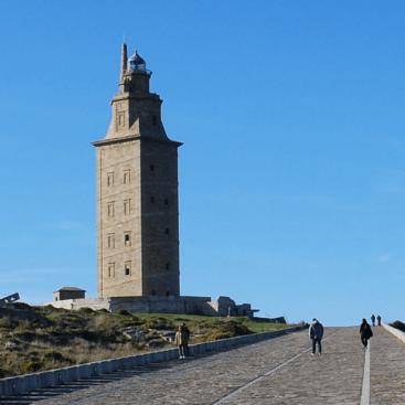 Visita guiada La Coruña