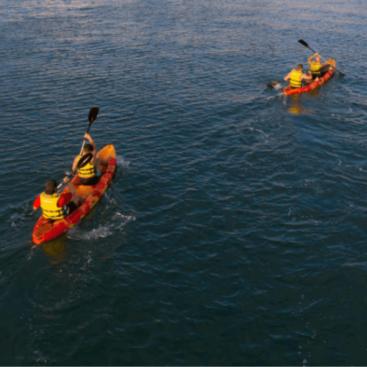 Alquiler Kayak Gijón