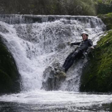 Descenso cañones Asturias