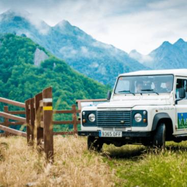 Jeep Picos de Europa