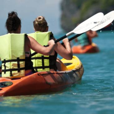 Kayak Ribadesella