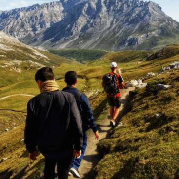 Senderismo Picos de Europa Cantabria y balneario
