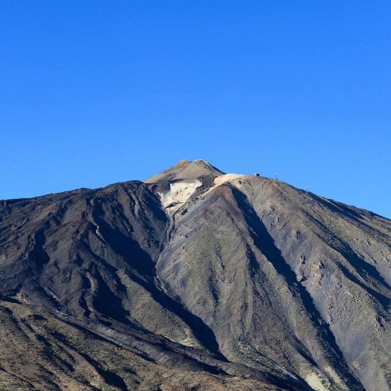 Parque Nacional del Canarias - Parque Nacional del Teide