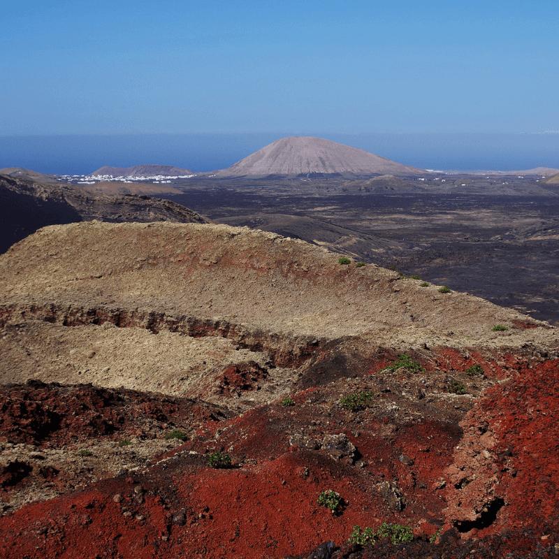 Parques Nacionales de Canarias - Parque Nacional de Timanfaya